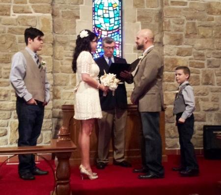 Elissa and Josh wedding Dayan and Jonathan